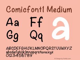 Comicfont1