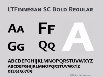 LTFinnegan SC Bold