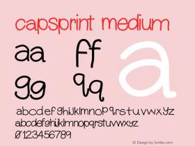 capsprint