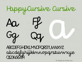 HappyCursive