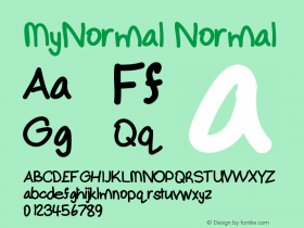 MyNormal