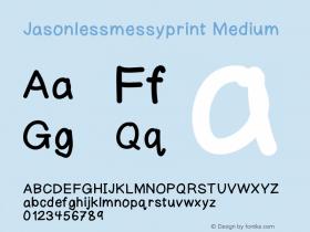 Jasonlessmessyprint