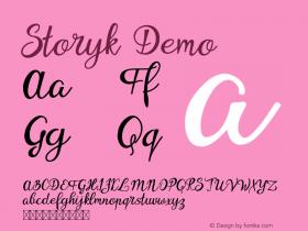Storyk