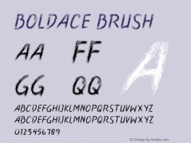 Boldace