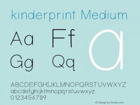 kinderprint