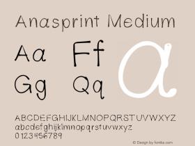 Anasprint