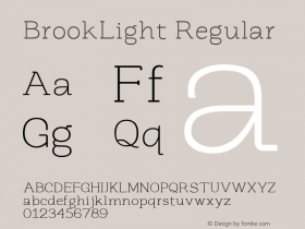 BrookLight