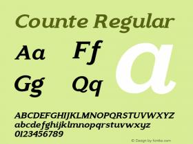 Counte