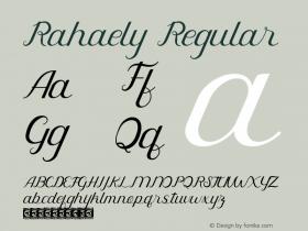Rahaely