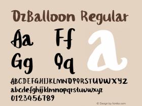 OzBalloon