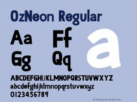 OzNeon