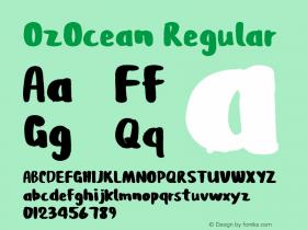 OzOcean