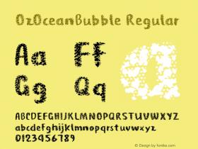 OzOceanBubble