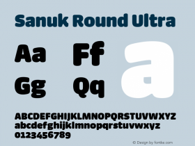 Sanuk Round