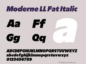 Moderne LL