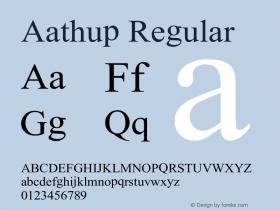 Aathup