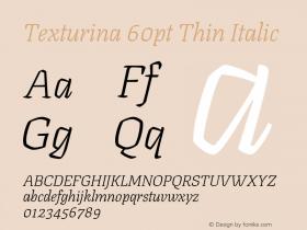 Texturina 60pt