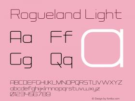 Rogueland