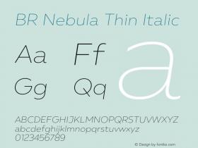 BR Nebula