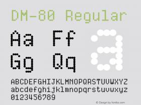 DM-80