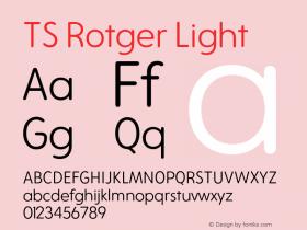 TS Rotger