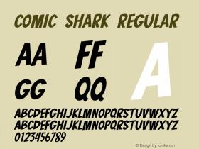 Comic Shark