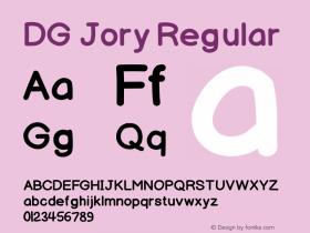 DG Jory