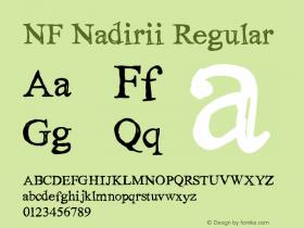 NF Nadirii