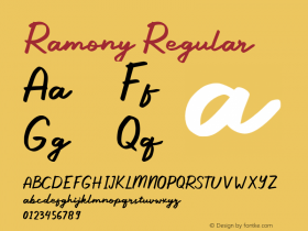 Ramony