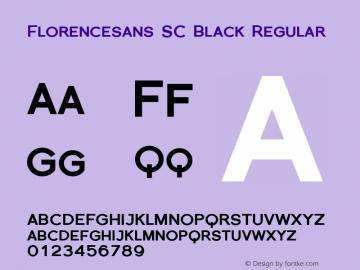 Florencesans SC Black