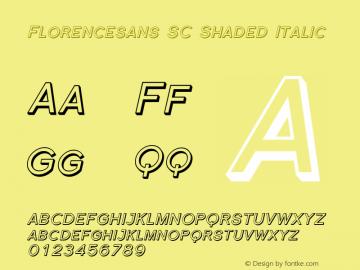 Florencesans SC Shaded