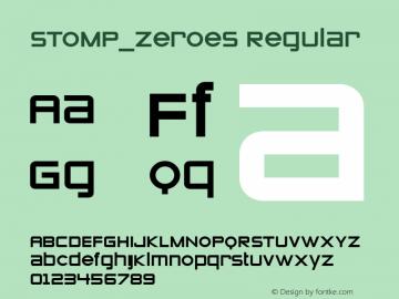 STOMP_Zeroes