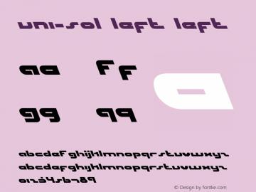uni-sol left