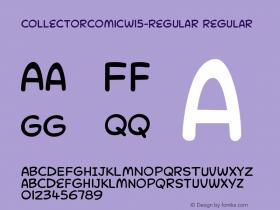 CollectorComicW15-Regular