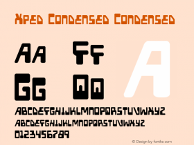 XPED Condensed