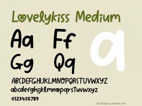 Lovelykiss