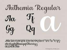 Authemia