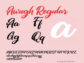 Awugh