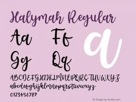 Halymah