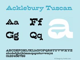 Acklebury