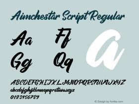 Aimchestar Script