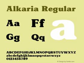 Alkaria