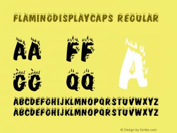FlamingDisplayCaps