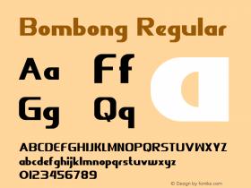 Bombong