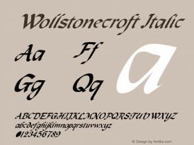 Wollstonecroft