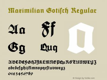 Maximilian Gotisch