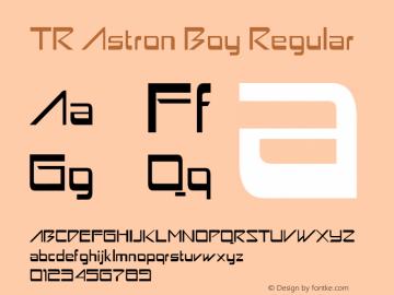 TR Astron Boy
