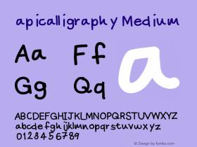 apicalligraphy