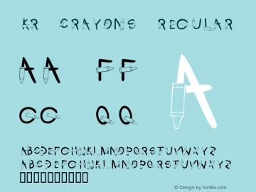 KR Crayons