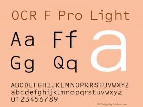 OCR F Pro